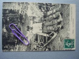 CIREY / Les  Schlitteurs En 1908 - Cirey Sur Vezouze