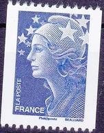 France Marianne De Beaujard Roulette N° Noire Au Verso N° 4241 Année 2008 Neuf** - France