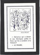 CPA Henriot Sur Le Vin Alcool Non Circulé Poilu Militaires - Henriot