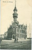 Ostende 1909; Le Pilotage - Voyagé. (éditeur?) - Oostende