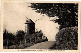 CPA St-QUAY PORTRIEUX-Le Vieux Moulin De St-MICHEL (231193) - Saint-Quay-Portrieux