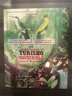 PERU 2017 Sustainable Tourism MS Birds 2v MNH - Birds