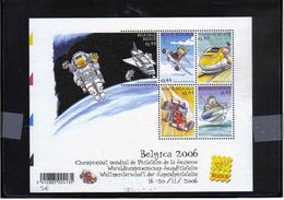 BLOK 120 Belgica 2006 POSTFRIS** 2005 - Blocks & Kleinbögen 1962-....