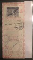 CZECHOSLOVAKIA 1968 Birds Heron Postal Stationery Pigeongram - Birds