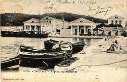 CPA TOULON Hopital St-MANDRIER (338488) - Saint-Mandrier-sur-Mer