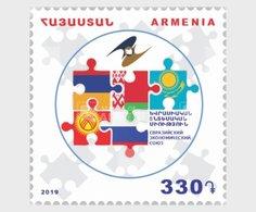 Armenië / Armenia - Postfris / MNH - Eurasian Economische Unie 2019 - Armenië