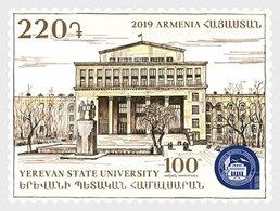 Armenië / Armenia - Postfris / MNH - 100 Jaar Universiteit Yerevan 2019 - Armenië