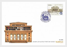 Armenië / Armenia - Postfris / MNH - FDC 100 Jaar Universiteit Yerevan 2019 - Armenië