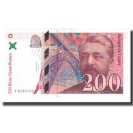 France, 200 Francs, Eiffel, 1996, SUP, Fayette:75.02, KM:159a - 1992-2000 Ultima Gama