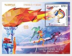 Armenië / Armenia - Postfris / MNH - Sheet Pan-Armeense Spelen 2019 - Armenië