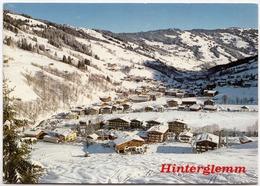 Hinterglemm, Austria, 1985 Used Postcard [23448] - Saalbach
