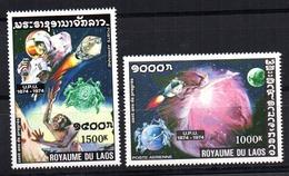 Serie  Nº A-120/1  Laos - UPU (Unión Postal Universal)