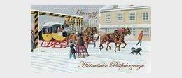 Oostenrijk / Austria - Postfris / MNH - Sheet Postkoetsen 2019 - 1945-.... 2de Republiek