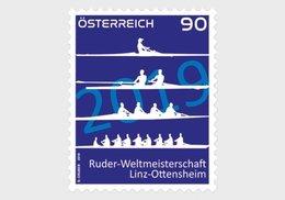 Oostenrijk / Austria - Postfris / MNH - WK Roeien, Linz 2019 - 1945-.... 2de Republiek
