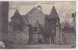 70 FAVERNEY Ancien Pied à Terre Des Ducs De Bourgogne - France