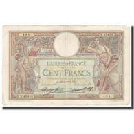 France, 100 Francs, Luc Olivier Merson, 1934, 1934-02-22, TB, Fayette:24.13 - 1871-1952 Antiguos Francos Circulantes En El XX Siglo