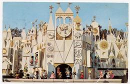IT'S A SMALL WORLD, Disneyland, Used Postcard [23451] - Disneyland