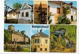 Burgenland, Austria, 1967 Used Postcard [23452] - Austria