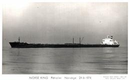 RPPC NORSE KING CARGO SHIP - Commercio