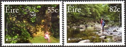 CEPT / Europa 2011 Irlande N° 1970 Et 1971 ** Les Forêts - 2011