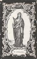 Paulina Josephina Kerchove-gent 1859-kale Vlekken Voorkant,zie Scan - Devotion Images