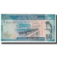 Billet, Sri Lanka, 50 Rupees, 2010, 2010-01-01, KM:124a, TTB - Sri Lanka