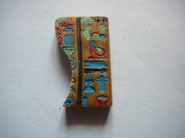 Puzzle égypte - Les 2 Morceaux Se Complètent - Geluksbrengers