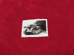 2WK Foto  Panzer Wehrmacht Frankreich Strand - 1939-45