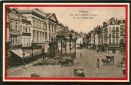 43501853 Namur_sur_Meuse Von Den Deutschen Erobert Am 26 Aug 1914 Namur_sur_Meus - Belgique