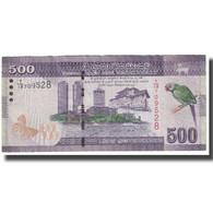 Billet, Sri Lanka, 500 Rupees, 2010, 2010-01-01, KM:126a, SUP - Sri Lanka