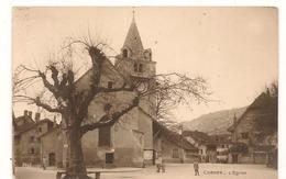 Suisse - Canton De Geneve - Corsier - L'Eglise -  CPA° - GE Ginevra