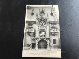 121 - NANCY Palais Ducal - Petite Et Grande Porterie (1512) - Nancy