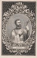 Vicaire Jean Victorien Van Kempen-bruxelles 1860 - Images Religieuses