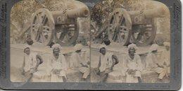 PAKISTAN - LAHORE - 1903 RARE  Carte Stéréoscopique En Bon état - Pakistan