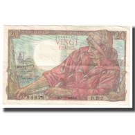 France, 20 Francs, 1949, 1949-11-03, SUP, Fayette:13.12, KM:100a - 1871-1952 Antichi Franchi Circolanti Nel XX Secolo