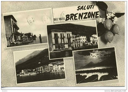 Saluti Dall' Hotel Brenzone  (Lago Di Garda) - Gebruikt - Hotels & Restaurants