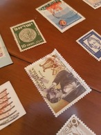 COLOMBIA ARTISTI ILLUSTRI - Briefmarken