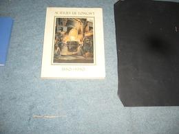 ( Industrie Acier Acierie Metallurgie Lorraine ) Acieries De Longwy 1880-1930 - Lorraine - Vosges