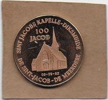 100 JACOB  1982 SINT JACOBS KAPELLE - DIKSMUIDE - Tourist