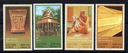 Serie Nº 1520/3  Laos - Laos