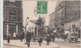 PARIS XIXe RUE DE CRIMEE A LA RUE MATHIS STATION DE METRO 1924 TBE - Distretto: 19