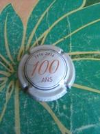 Capsule De Mousseux Francais Les 100ans - Champagne