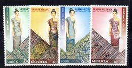 Serie Nº 1528/31  Laos - Laos