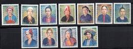 Serie Nº 1440/50  Laos - Laos