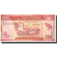 Billet, Sri Lanka, 100 Rupees, 2010, 2010-01-01, KM:125a, SPL - Sri Lanka