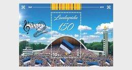 Estland / Estonia - Postfris / MNH - Sheet Songfestival 2019 - Estland