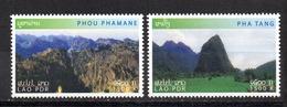 Serie Nº 1451/2  Laos - Laos