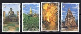 Serie Nº 1402/5  Laos - Laos