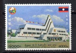 Sello Nº 1406  Laos - Laos