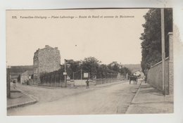 CPA VERSAILLES (Yvelines) - GLATIGNY : Place LABOULAYE Route De Rueil Et Avenue De Maintenon - Versailles